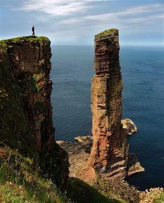 Old Man of Hoy, Scotland.