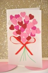 First Grade Valentine Make For The Care Home February Pinterest