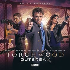 Torchwood new episodes: Big Finish confirm Captain Jack, Ianto Jones and Gwen Cooper will return for a new series this Novemeber
