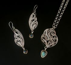 Victoria Lansford filigree