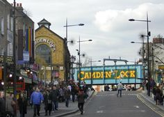 guide to markets in London