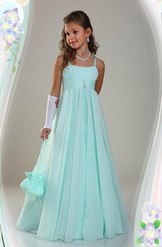 Dress princess diy flower girls 29 new Ideas Flower Girl Dresses Mint, Little Girl Dresses, Dresses For Teens, Trendy Dresses, Nice Dresses, Fashion Dresses, Girls Dresses, Flower Girls, Diy Flower