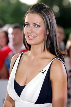Kirsty Gallacher - Sports Presenter.