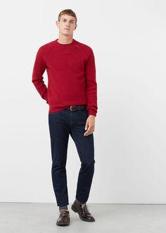 Pullover - Cardigans und pullover für Herren | MANGO Man Deutschland