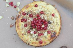 Crunchy Cheesecake #ichbacksmir #kaesekuchen