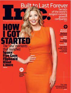 February 2014 Magazine by Inc. Corporate Portrait, Corporate Headshots, Business Stories, Business Women, Now Magazine, Magazine Design, Barbara Corcoran, Executive Woman, Business And Economics
