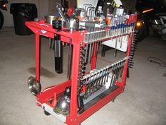 Tool Cart --> get organized - ADVrider