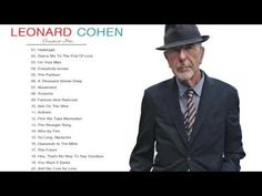 Leonard Cohen Greatest Hits - Leonard Cohen Best Songs - YouTube