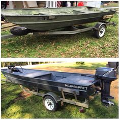 Aluminum Boat Restore TinBoatOutdoors.com