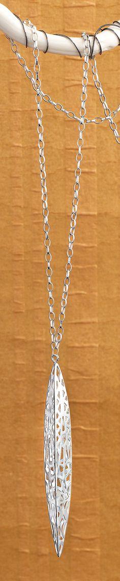 LOVE the Stiletto Necklace! www.mysilpada.com/miranda.hartlieb