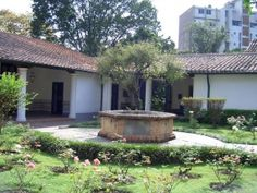 Venezuela, Caracas, Quinta Anauco, Museo de Arte Colonial de Caracas