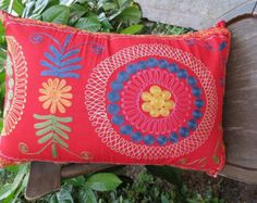 suzani pillows on Etsy, a global handmade and vintage marketplace.
