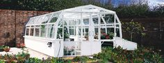 The Hartley Botanic Clearspan 12 glasshouse. #Greenhouse #Greenhouses #Glasshouse #Glasshouses #Garden #Gardens #Gardening #GardenChat #HartleyBotanic