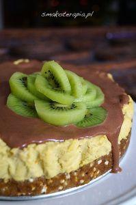 sernik bez mleka Pie Dessert, Food Cakes, Vegan Cheese, Healthy Sweets, Sugar Free, Cake Recipes, Sweet Treats, Cheesecake, Snacks