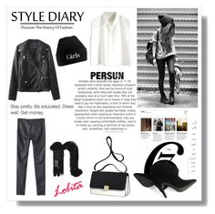 """www.persunmall.com"" by bellamonica ❤ liked on Polyvore featuring BackToSchool"