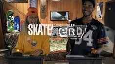 Skate Nerd: Olan Prenatt Vs. Kevin White   TransWorld SKATEboarding: Two of Illegal Civ's riders… #Skatevideos #kevin #Nerd #olan #prenatt