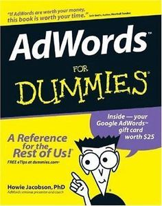 AdWords For Dummies  (ExLib)