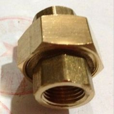 """18.81$  Buy now - http://alijv4.shopchina.info/1/go.php?t=32662152103 - """"Brass pipe union Connector Coupling 2"""""""" BSP female Thread Plumbing fittings water Air fuel oil""""  #aliexpress"""