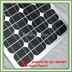 Wholesale Solar Panel - Buy Highly Efficient 80W Solar Panel Charger for Boat,car,the Waterproof Solar Panel Hot Selling 3pcs, $637.32   DHgate