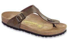 Gizeh - Birkenstock Sandals - TheWalkingCompany.com just got these and i might never take them off again !!!!!