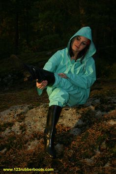 Rain Wear, Rain Boots, Overalls, Rain Jacket, Windbreaker, Raincoat, Winter Jackets, Sexy, Women