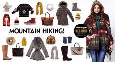 Aw 2014, Mountain Hiking, Mix Match, Shopping, Image, Fashion, Moda, Fashion Styles, Fashion Illustrations