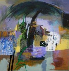 Claire Merigeau (French, b. 1954)  le pin pleureur