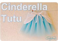 Someday Crafts: Cinderella Tutu