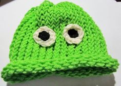 Little Monster Baby Beanie | SherryCreates - Accessories on ArtFire - $20