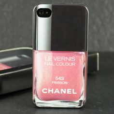 Polish your phone with style!Compatible Phone Model: iPhone Galaxy out within weeks Chanel Nail Polish, Chanel Nails, Healthy Dog Treats, Healthy Snacks For Kids, Iphone 4, Iphone Cases, How To Cook Steak, Vitamins And Minerals, Trendy Nails