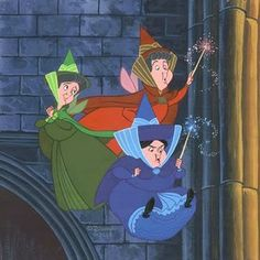 Fairy Godmothers! Something most only wished they had. Thankfully, my son and I have two of the best ones ever.