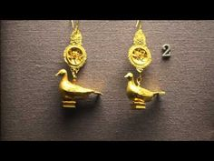 BRITISH MUSEUM, beautiful ancient GREEK jewelry from 300BC to 100BC (LONDON) - YouTube