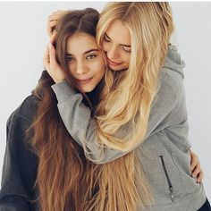 "Fashion And Model inspo on Instagram: ""Beauties via @getinstabeauty By @mersedova "" (Best Friend Pictures)"