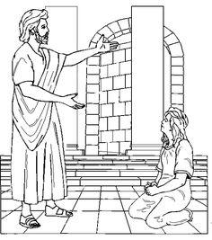 8 Best Jesus Heals a Crippled Woman on the Sabbath images
