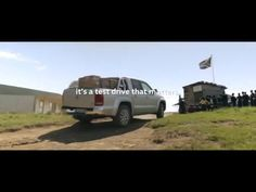 """#AdoftheWeek 6 April 2016: """"Baby, will you drive our car?"""" by Oresti Patricios. Ogilvy & Mather Cape Town and OgilvyOne take test-driving to a new level for Volkswagen Amarok with an experiential campaign that does good while giving the potential customer the best possible experience."""