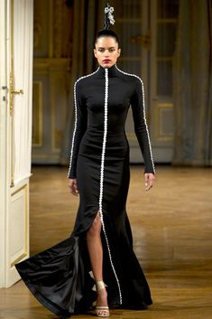 Alexis Mabille Fall 2012 Couture Fashion Show - Lakshmi Menon