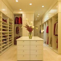 Storage & Closets Design Ideas'. Yes please!! I NEED this closet!!!