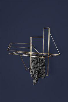 Clothing Rack - Art. F O L D W O R K - STUDIO BERG