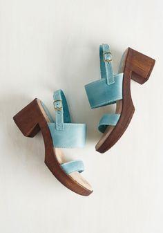 Bliss Aficionado Heel