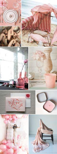 Petal, Rose Quartz, Perfect Peach