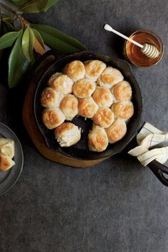 Fall Baking Recipes: Angel Biscuits Recipe