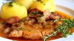 vepřové maso | Vaření s Tomem