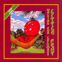 """Waiting for Columbus"" by Little Feat. If you love ""live"" albums, then this is one for the books. I love this band, and this is one of the greatest live albums of all time. Lps, Good Music, My Music, Little Feat, Classic Rock Albums, Vinyl Poster, Boogie Woogie, Fat Man, Best Songs"