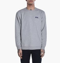 a4184d3889f Buy Patagonia Label Crew Sweatshirt at Caliroots. Article number   Streetwear   sneakers since