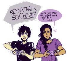 Nico vs. Reyna
