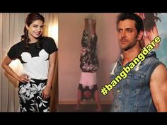 Priyanka Chopra Takes Hrithik's Bang Bang Dare: A Handstand, Three Push ...