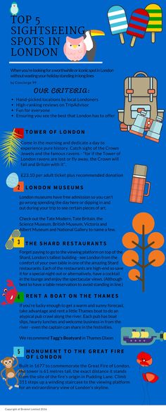 When you're looking for a worthwhile or iconic spot in London without wasting your holiday standing in long lines.   Top 5 Guide  Best Sightseeing Spots in London Best Things to Do in London Best Things to See in London Best of Where to Go in London