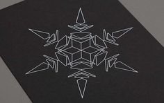 Ideas Factory: Christmas 2012 Mailer/App — Collate