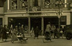 Heffers shop in Sidney Street. From http://jebounford.net/choosing-books-living-life/