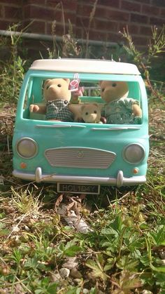 """""""My sylvanians are off to camp for the weekend""""Entry by Nikita #SylvanianSummer"""